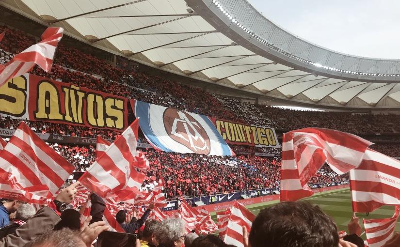 ¡Ole Aletico Madrid!
