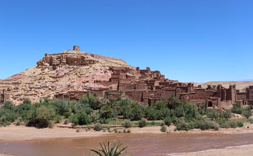 The desert, at LONG last! (part1)